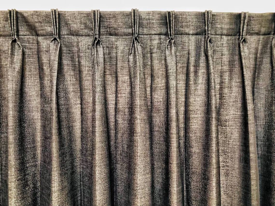 全遮光窗簾布