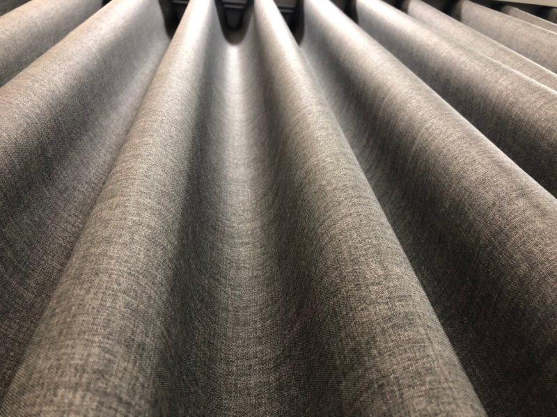 棉麻料窗簾布 高品質窗簾布