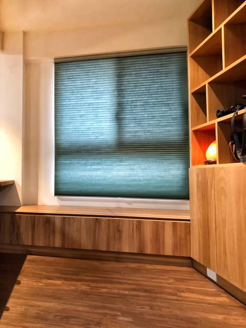 HunterDouglas風琴簾