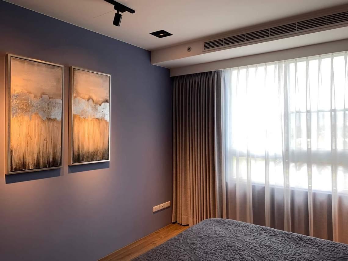 高品質全遮光窗簾布 遮光 隔熱