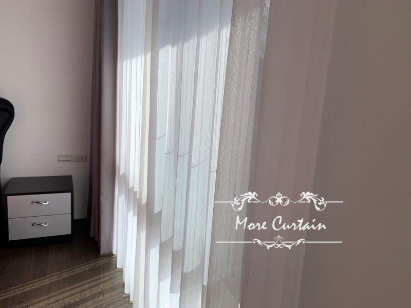 細緻紗簾 房間窗簾設計