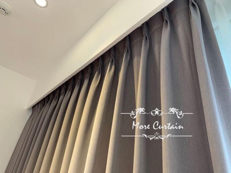 遮光布簾 臥室窗簾