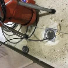 廚房排水孔堵塞