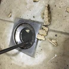 廚房水管大量油垢堵塞