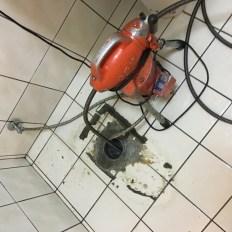 電動通管機強力疏通糞管塞住