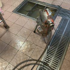 阿威通管行 疏通截油槽堵塞