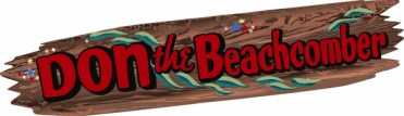 Image result for Don The Beachcomber logo