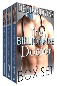 delilahdivinethe billionaire doctor box set