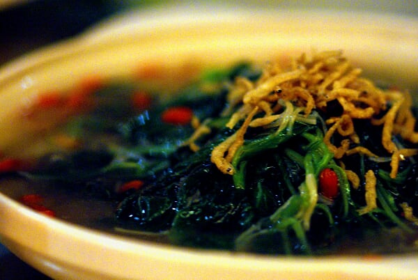 Chinese Spinach Superior Stock