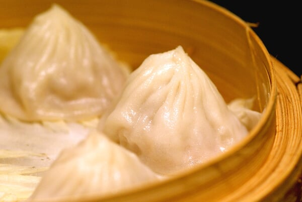 Shanghai Steamed Pork Dumpling