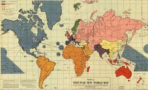 世界の情勢イメージ