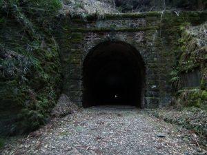 旧鐘ヶ坂トンネル(明治)
