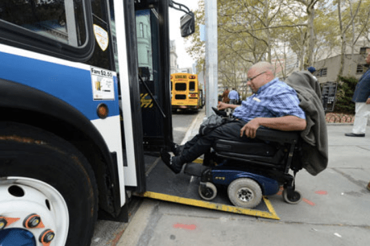 wheelchair hire york office chair modern city buses are accessible but disabled riders still face obstacles