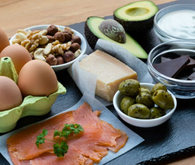 These High Fat Foods Are Actually Good For You