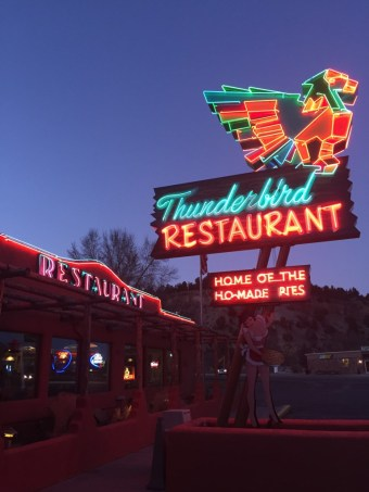 Risultati immagini per thunderbird restaurant utah