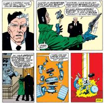 Wolverine #23 - Magneto