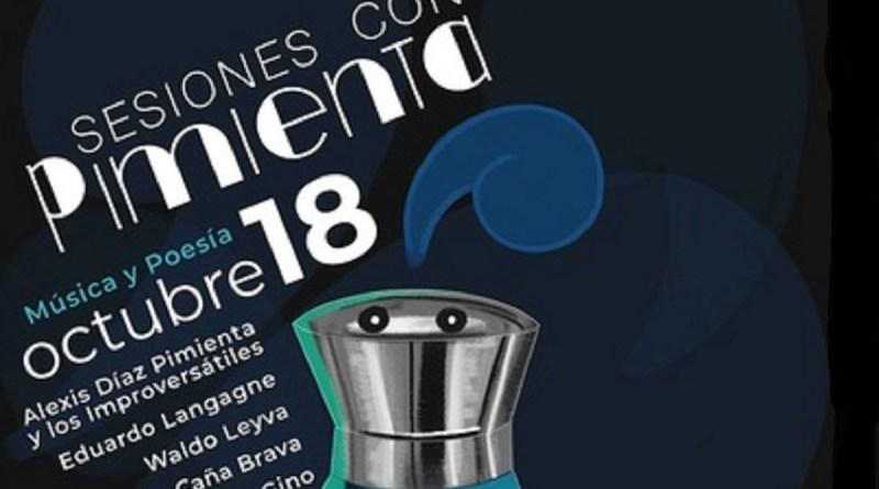 Alas y Raíces invita al concierto Sesiones con Pimienta