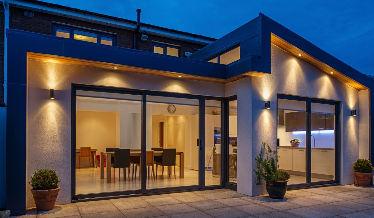 Templeogue House Extension And Renovation  Shomera