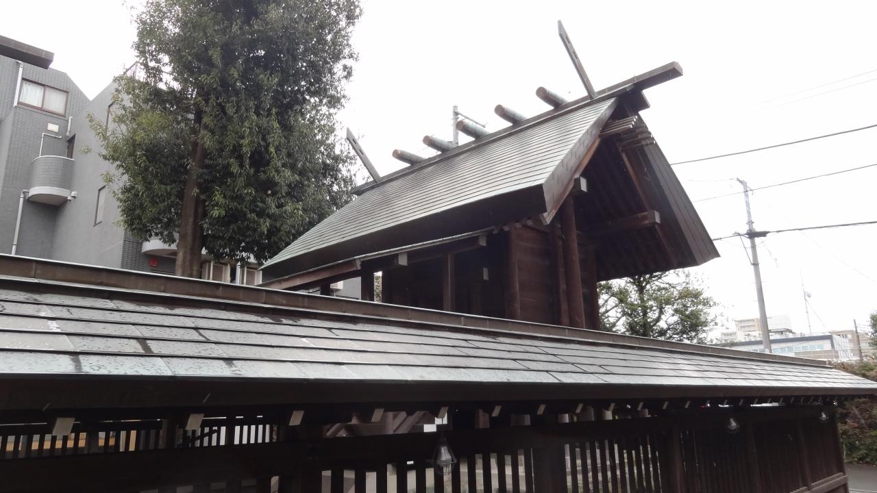 母智丘神社 町田 弁財天(べんざいてん)