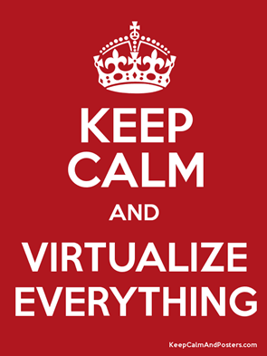 Virtualize Everything