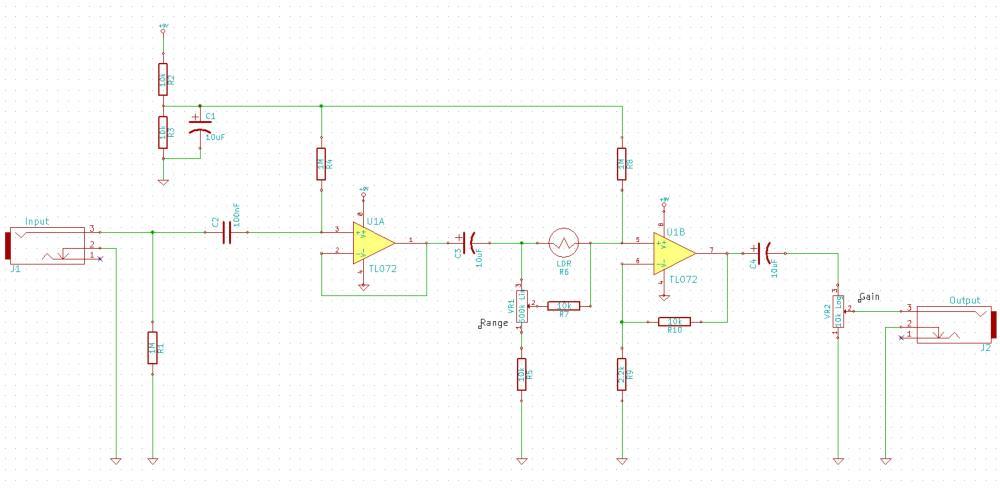 medium resolution of volume pedal buffer diagram wiring diagram post solar lifeforce ldr volume pedal schematic 0xd