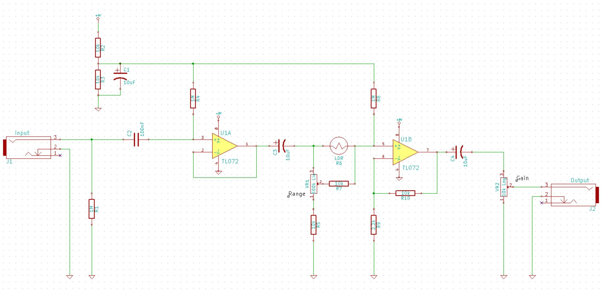 hight resolution of volume pedal buffer diagram wiring diagram post solar lifeforce ldr volume pedal schematic 0xd