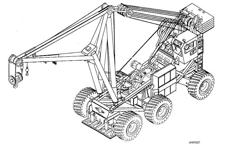 Deck Equipment 1/144