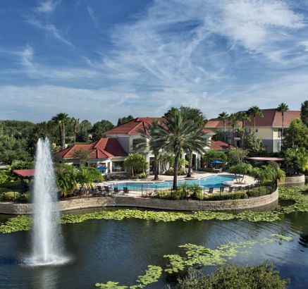 Apartments for Rent in Orlando FL  Camden Hunters Creek