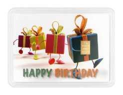 1 g Goldbarren Happy Birthday von ESG Valcambi