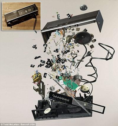 kitchen and mixer sink flange 复古电器拆卸团,不拆不艺术 | 科学人 果壳网 科技有意思