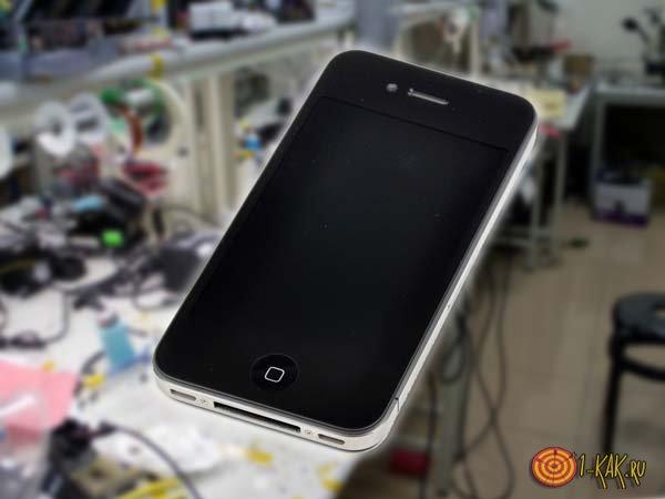 IPhone non si accende - ragioni