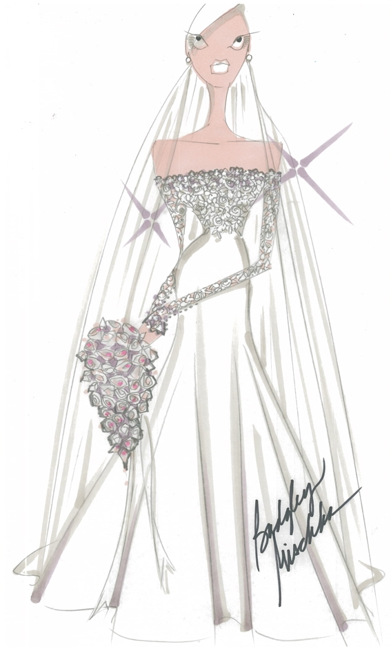 Simple Fashion Design Sketches Of Dresses 20152016  Fashion Trends 20162017