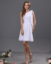 Junior Bridesmaid Dresses White 2014-2015 | Fashion Trends ...