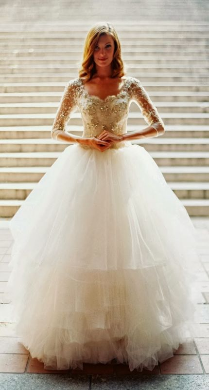 Lace Wedding Gowns Tumblr 20142015  Fashion Trends 20162017