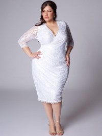 Plus Size White Dresses Cocktail 2014-2015 | Fashion ...