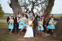 Turquoise Bridesmaid Dresses With Boots 2014-2015 ...