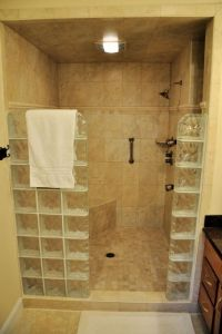 Master bathroom shower designs 2014