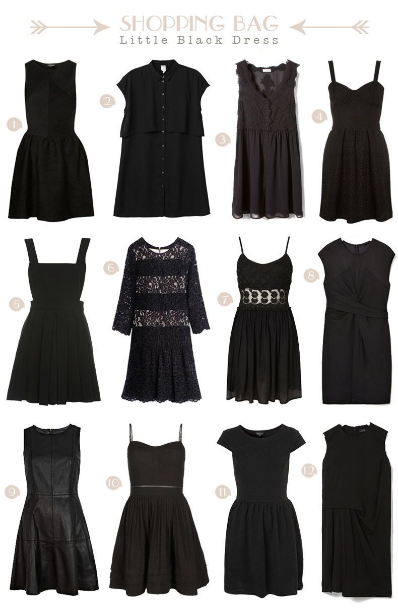 The Little Black Dress Chanel  Shopping Guide We Are