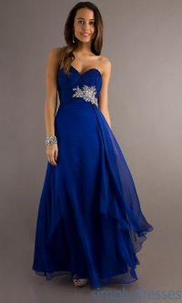 Bridesmaid Dresses Blue And Silver - Bridesmaid Dresses