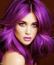 blonde and purple hair ideas 2015-2016