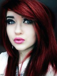 Copper Red Hair Color Dye 2015-2016 | Fashion Trends 2016-2017