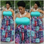 Plus Size African Dress Designs