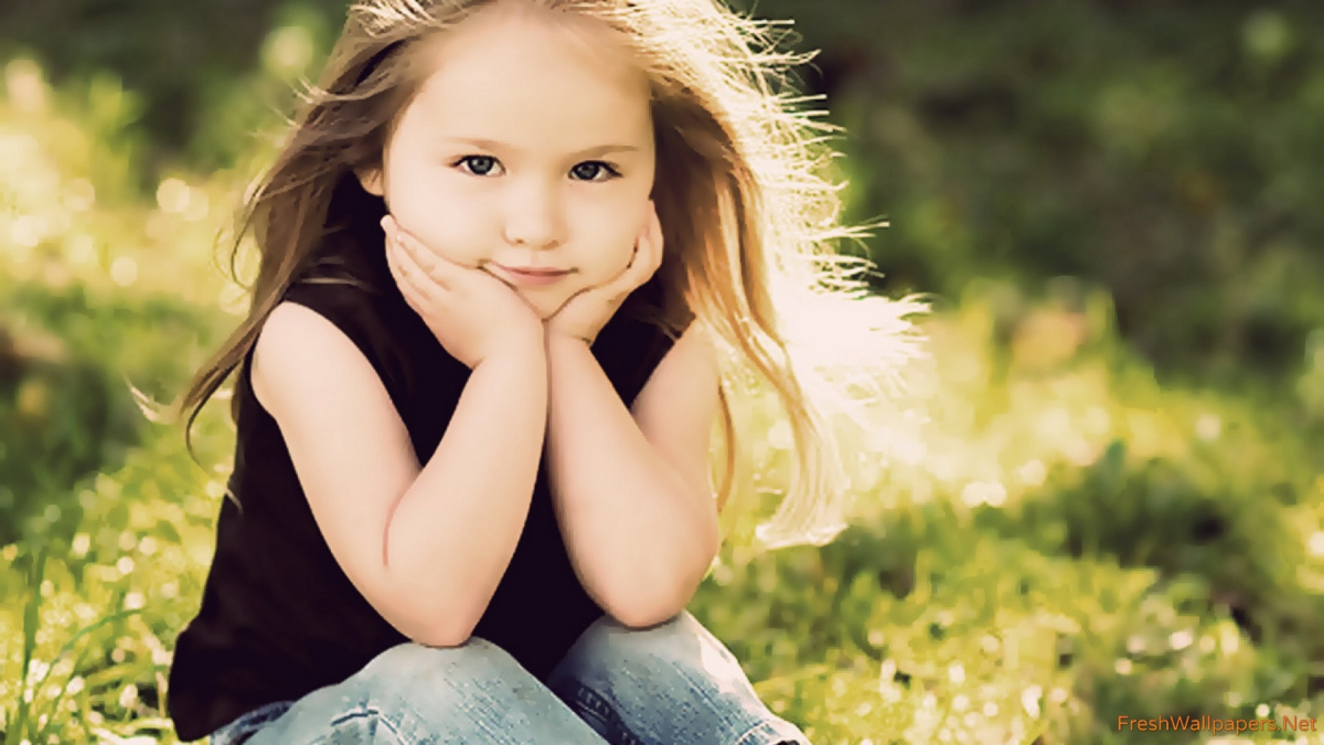 Sweet Small Girl Hd Wallpaper Cool And Stylish Profile Pictures For Girls Review