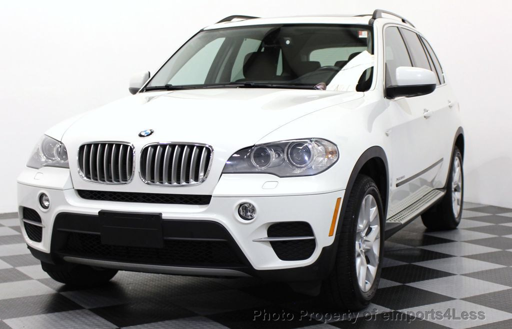 2013 Used Bmw X5 Certified X5 Xdrive35i Awd Suv Camera