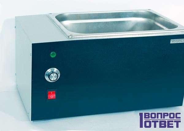 Как сделать водяную баню в домашних условиях