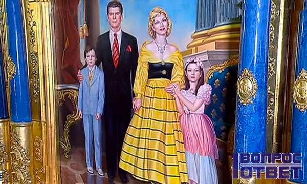 Семья брынцалова фото