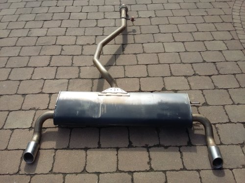 small resolution of land rover discovery exhaust