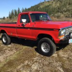 1978 Ford F250 4x4 Regular Cab For Sale Near Wilbur Oregon 97494 Classics On Autotrader