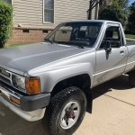 1988 Toyota Pickup 4x4 Regular Cab Deluxe For Sale Near Cary North Carolina 27518 Classics On Autotrader