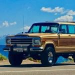 1987 Jeep Grand Wagoneer For Sale Near Tiburon California 94920 Classics On Autotrader